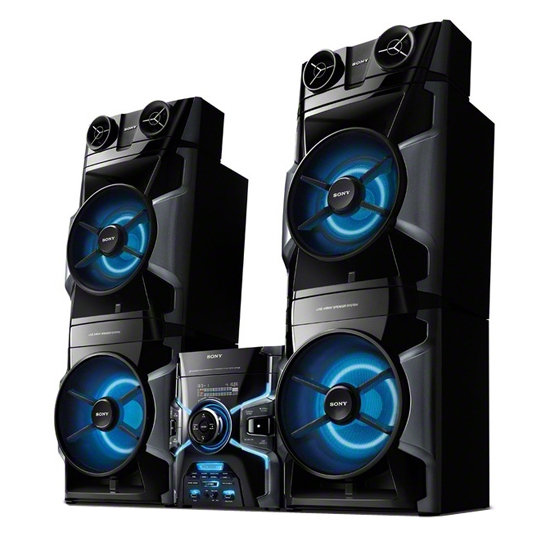 Sony MHC-GPX8 1200W RMS