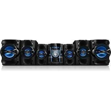 Mini System Philips FWM9000X/78 1580W RMS