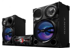 Mini System Sony FST-SH2000 1500W RMS ' Shake '