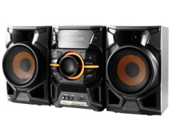 Mini System Sony Genezi MHC-EX66 140W RMS