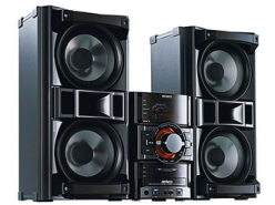 Mini System Sony Genezi MHC-GTR 66H 700W RMS