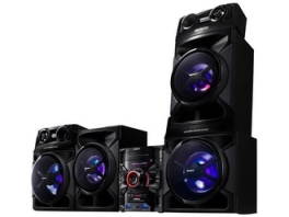 Mini System Sony Genezi MHC-GTR888 1200W RMS