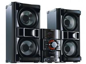 Mini System Sony MHC-GTR66H 700W RMS