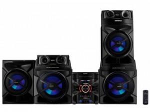 Mini System Sony MHC-GTR888 1200W RMS