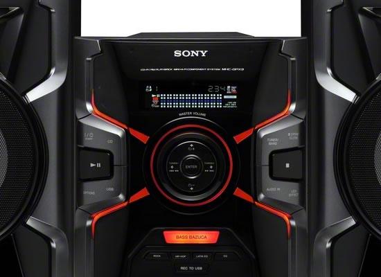 Sony MHC-GPX3