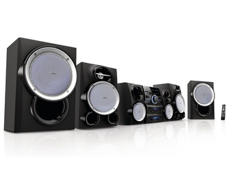 Mini System Philips FWM998X/78 1300W RMS