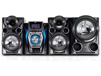 Mini System LG MCT806 810W RMS