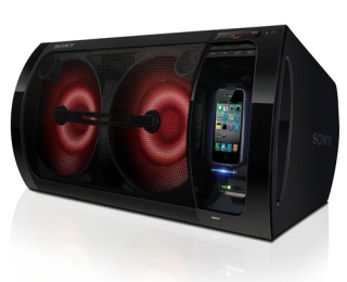 Mini System Sony FST-GTK11ip 190W RMS