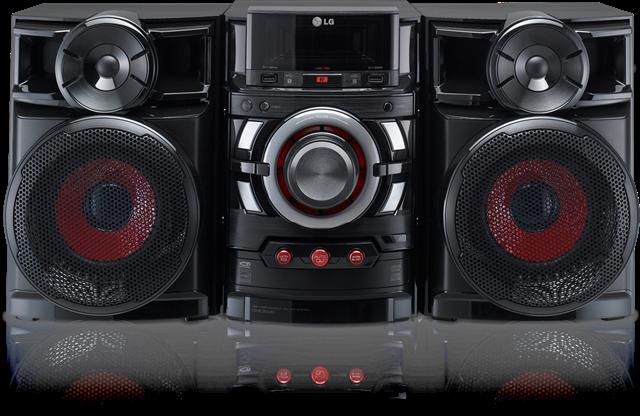 Mini System LG CM4320 160W RMS
